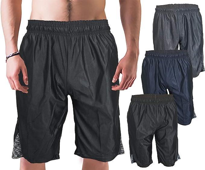 Amazon.com: Oceanic - Pantalones cortos de baloncesto para ...