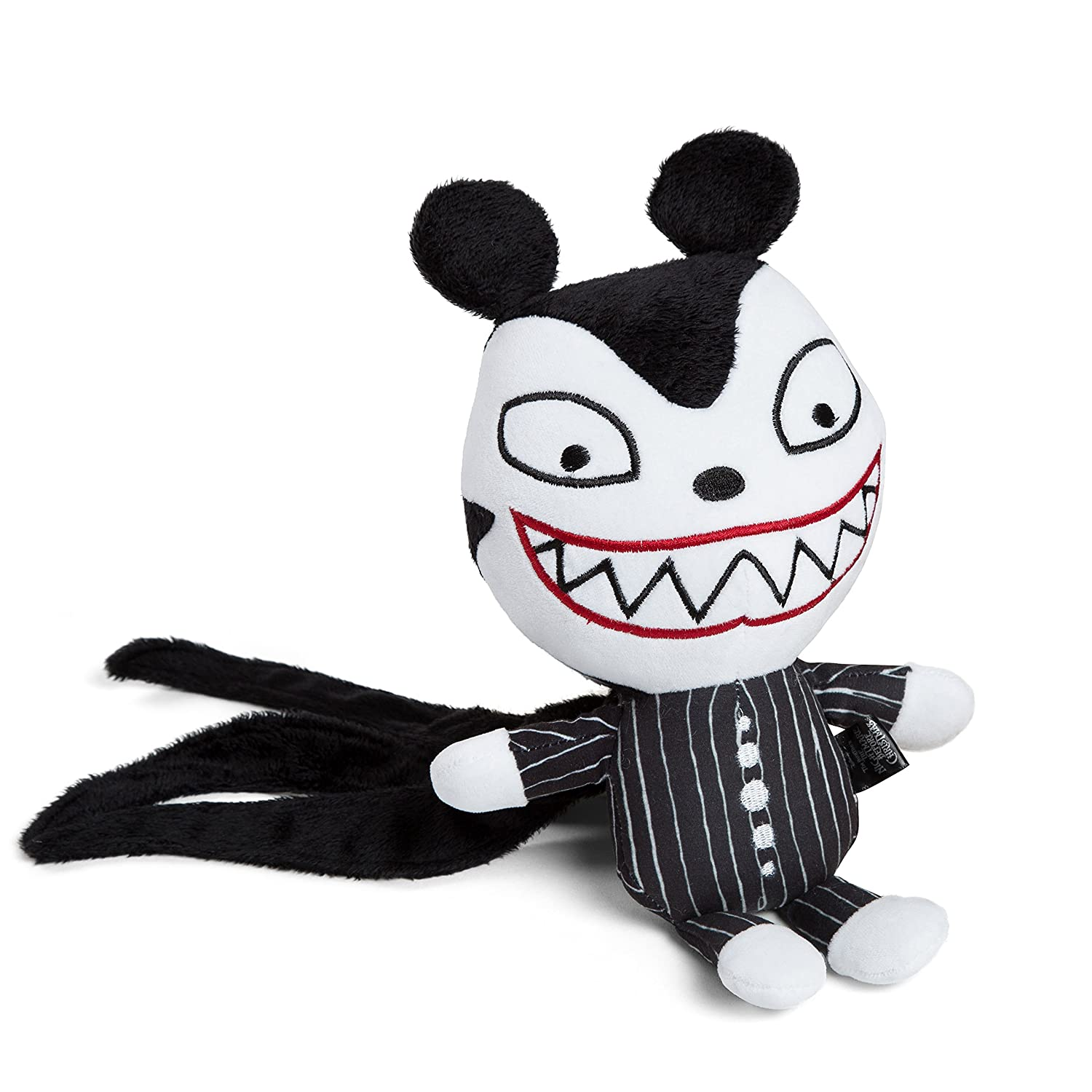 Pet Supplies : Disney Nightmare Before Christmas Scary Teddy Plush ...
