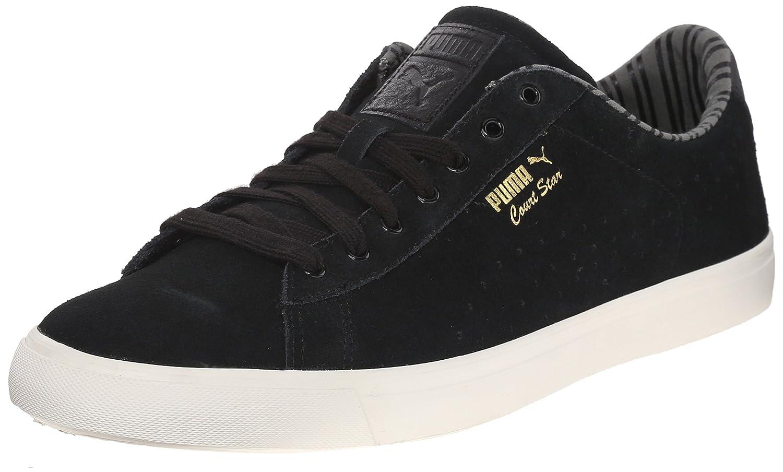 6743a11e660 Amazon.com | PUMA Men's Court Star Vulc CITI Series-M, Black, 12 D US |  Fashion Sneakers