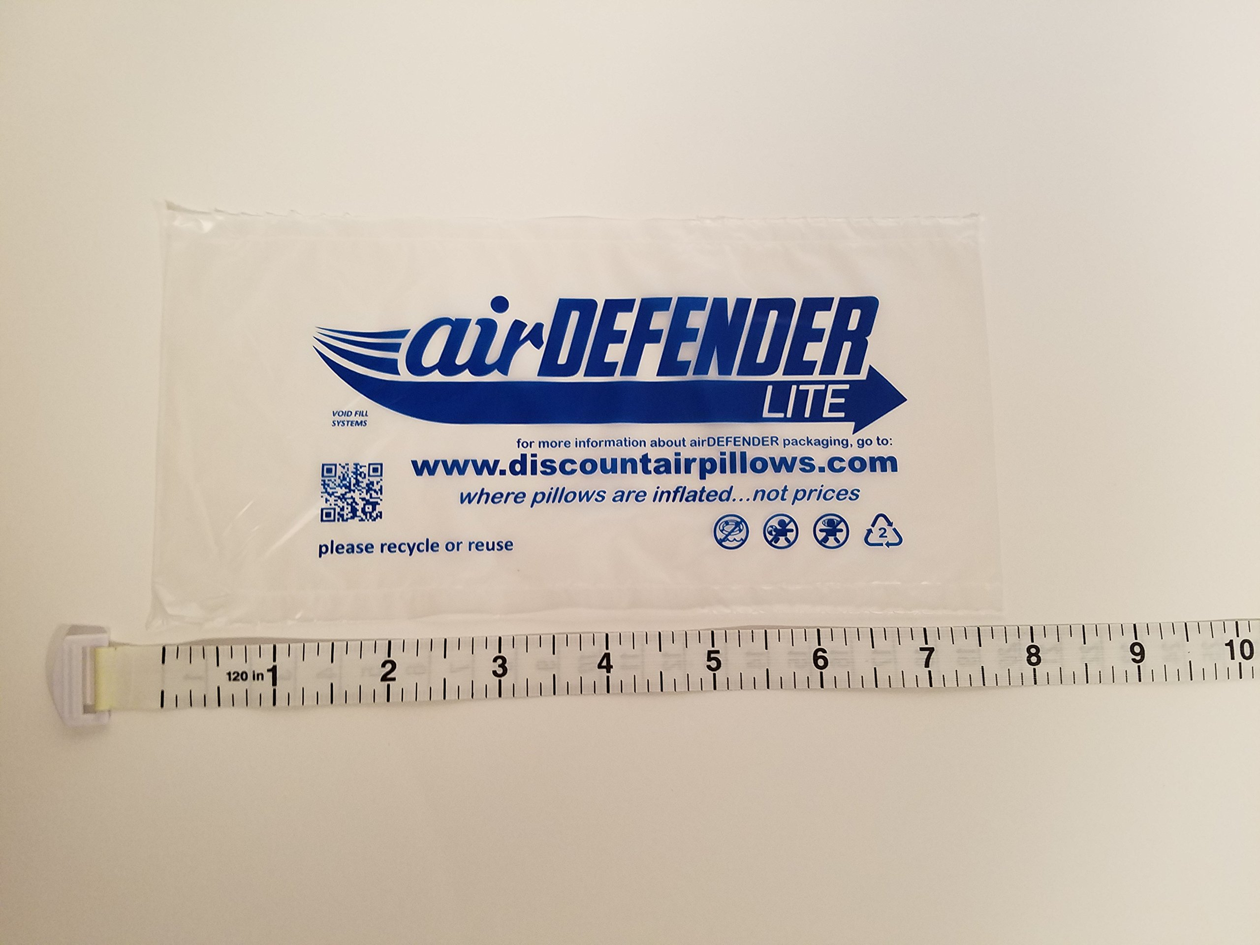 4 x 8 airDEFENDER air pillows 990 quantity 120 gallons 16 cubic feet void fill cushioning from Discount Air Pillows by Discount Air Pillows, LLC (Image #6)