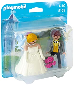 Brautpaar mit torte playmobil