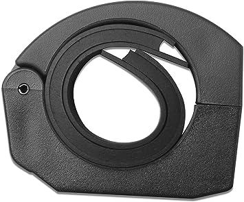 Garmin 010-10496-00 Adaptor para bicicleta de manillar grande (25 ...