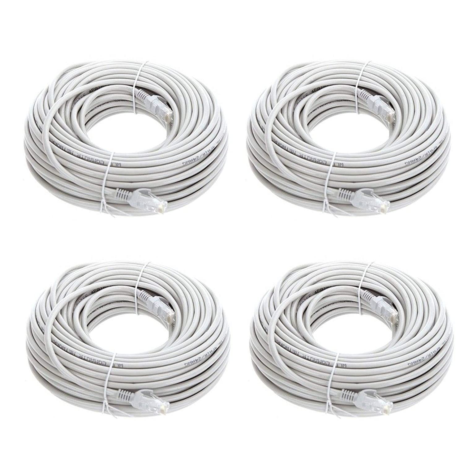 10 ft feet Cat5 Cable CAT5E RJ45 LAN Network Ethernet Router Switch Patch Cord