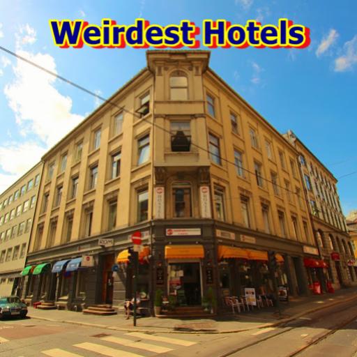 Weirdest Hotels