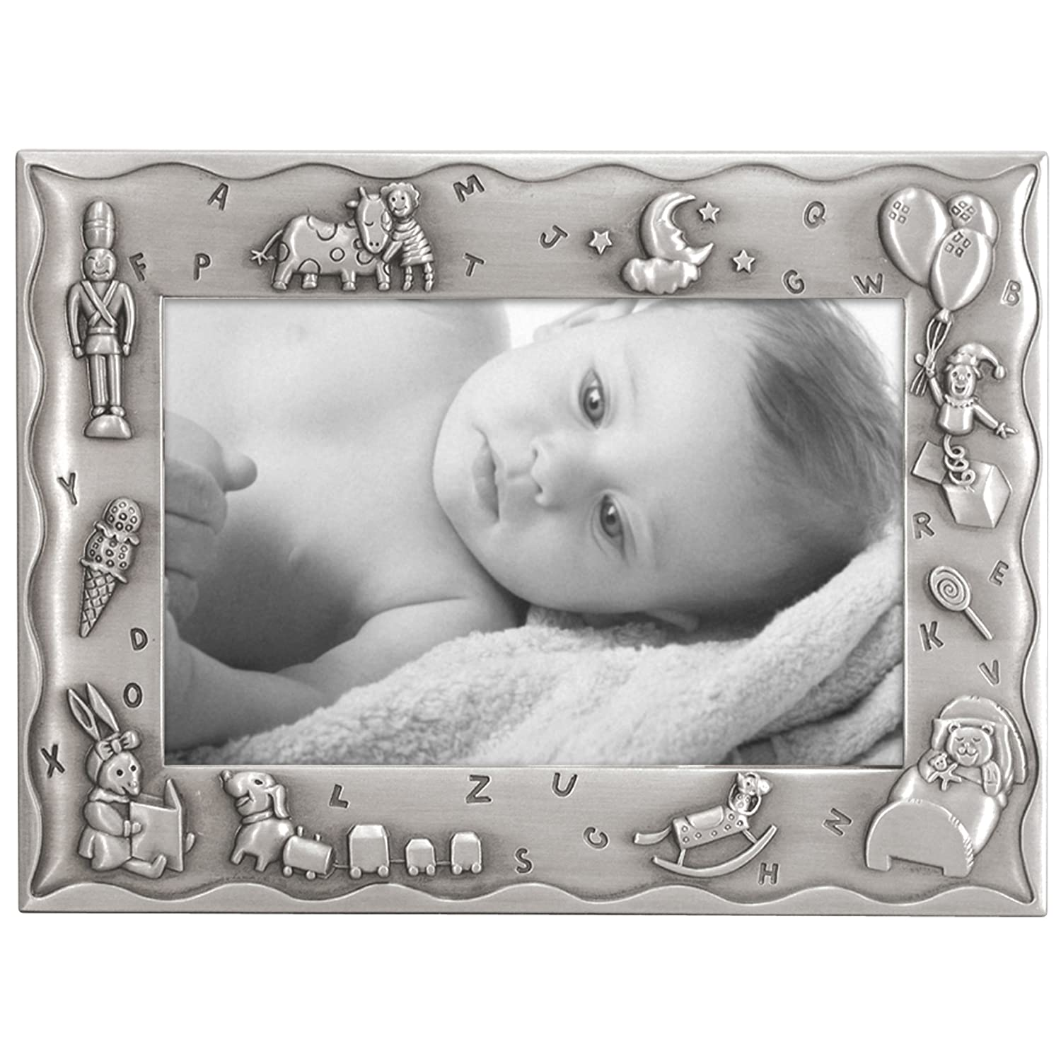 Malden Sweet Dreams Baby Metal Picture Frame Malden International 6249-46