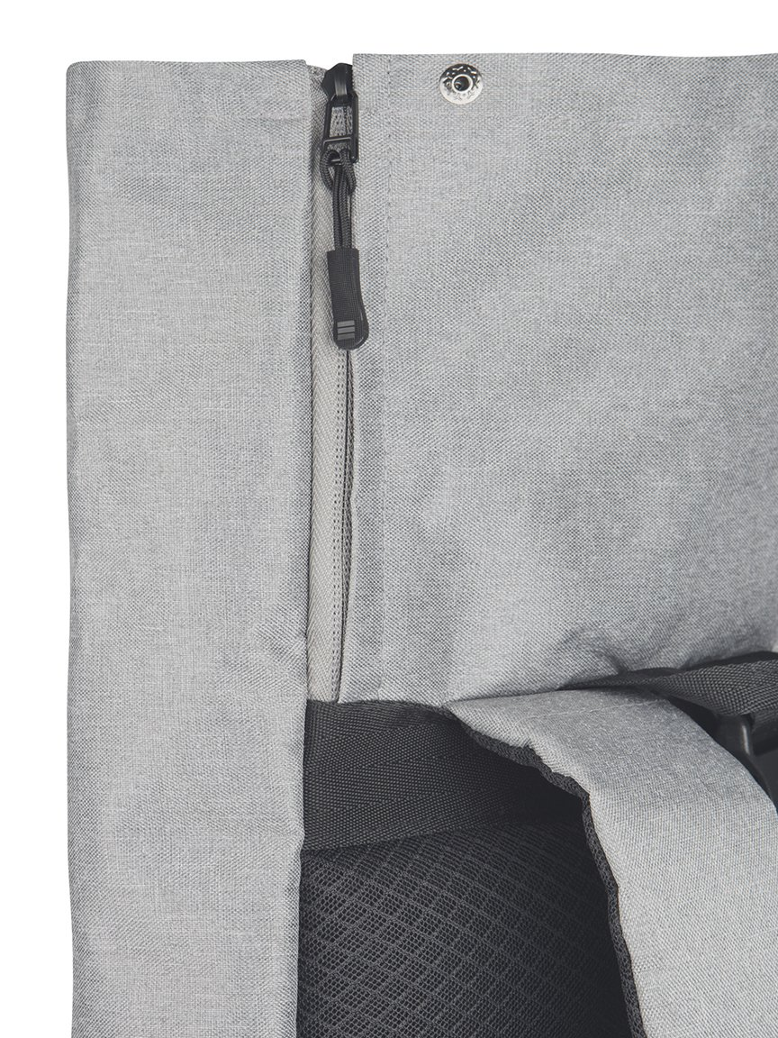 Finocam Urban Roll-Top - Mochila Profesional para portátil de hasta 15.6, Color Gris: Amazon.es: Informática