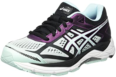 0ffdde2d08 Asics GEL-Foundation 12, Women's Competition Running Shoes, Multicolor  (Black/soothing