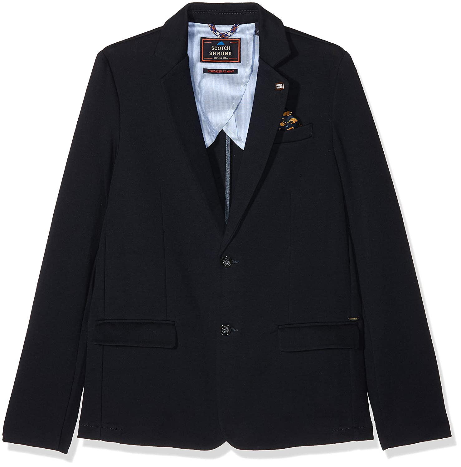 Scotch & Soda Heavy Jersey Blazer, Bambino Scotch & Soda Shrunk 147184