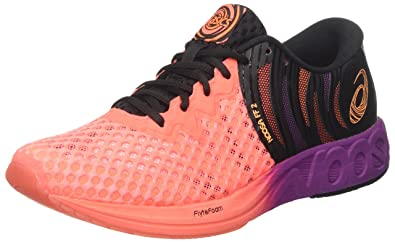 0068129366 ASICS Men's Noosa Ff 2 Competition Running Shoes, (Flash Coral/Shocking  Orange/