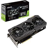 ASUS TUF Gaming NVIDIA GeForce RTX 3080 Ti OC Edition Graphics Card (PCIe 4.0, 12GB GDDR6X, HDMI 2.1, DisplayPort 1.4a…