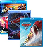 Cars 1 - 3 Box - Walt Disney 3 Movie Bundling Blu-ray