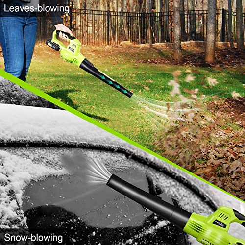 Snap Fresh 20-Volt Cordless Leaf Blower