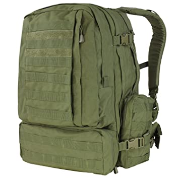 df4e3f6f54a Condor 3 Day Assault Pack, Olive Drab  Amazon.co.uk  Sports   Outdoors