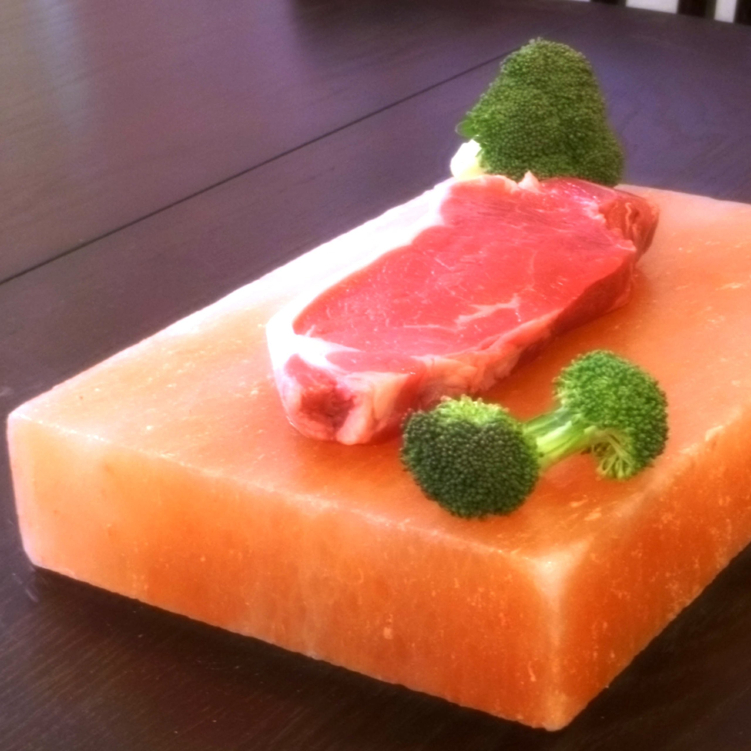 Natural Himalayan Salt Plate / Slab / Block Pink Square 8x8x2-Inch by SaltSkil (Image #8)