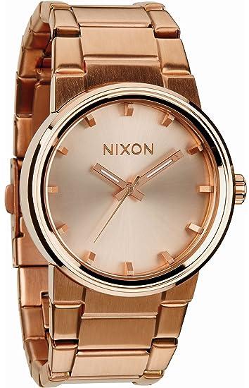 Reloj Nixon The Cannon A160897 Mujer Dorado