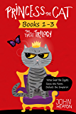 Princess the Cat: The First Trilogy, Books 1-3.: Princess the Cat versus Snarl the Coyote, Princess the Cat Saves the Farm, Princess the Cat Defeats the Emperor. (English Edition)
