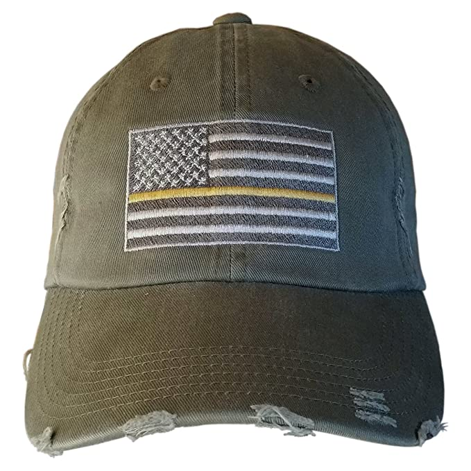 American Flag Support Our Police   Law Enforcement  (AmerFlagBlueLine DistressedBLACK) at Amazon Women s Clothing store  9f2ceaeaf629