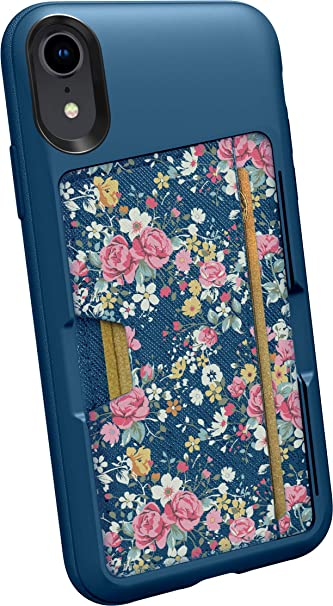 differently c0ae5 56321 Silk iPhone XR Wallet Case - Wallet Slayer Vol. 2 [Slim Protective  Kickstand] Credit Card Holder for Apple iPhone 10R - Flavor of The Month