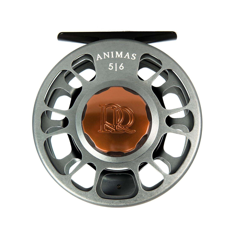ロスアニマスフライリール、5 / 6、Granite   B01697CCQW