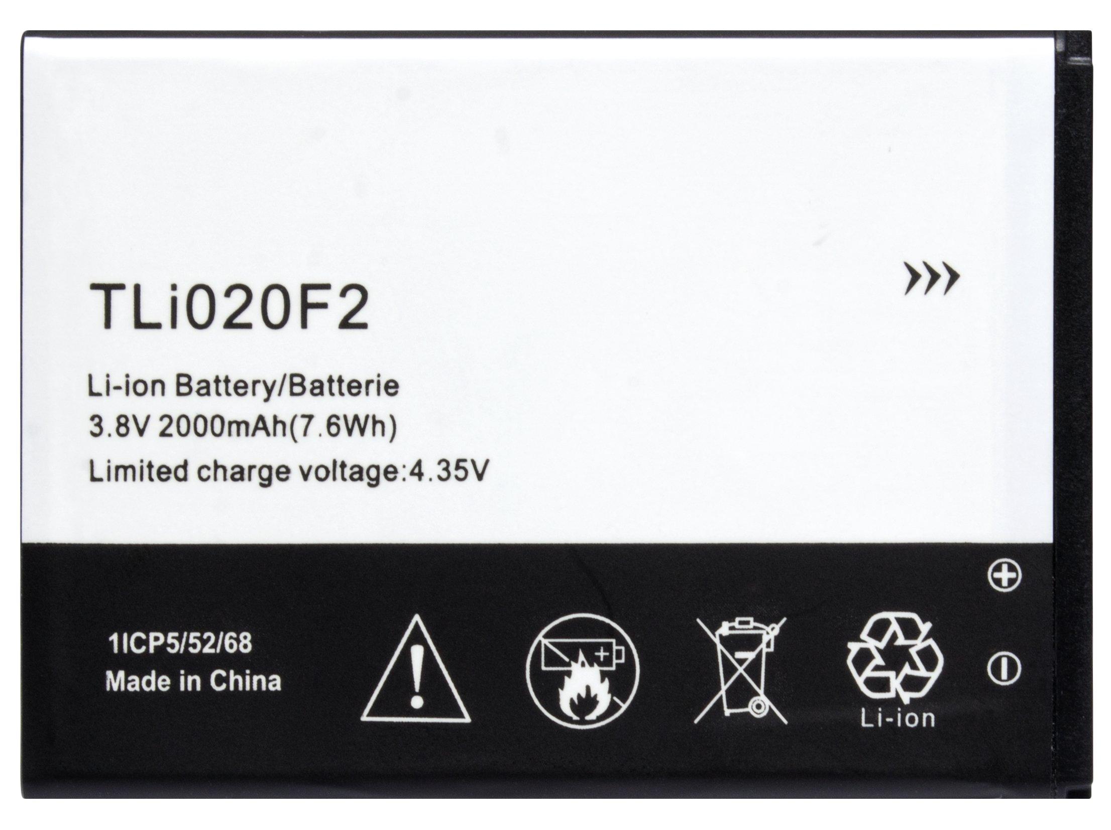 Bateria Celular Bastex para Alcatel One Touch Fierce 2 D7040