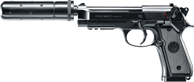 Beretta Airsoft 92A1 Tactical <0.5 Joule Airsoft Pistol Negro Talla única