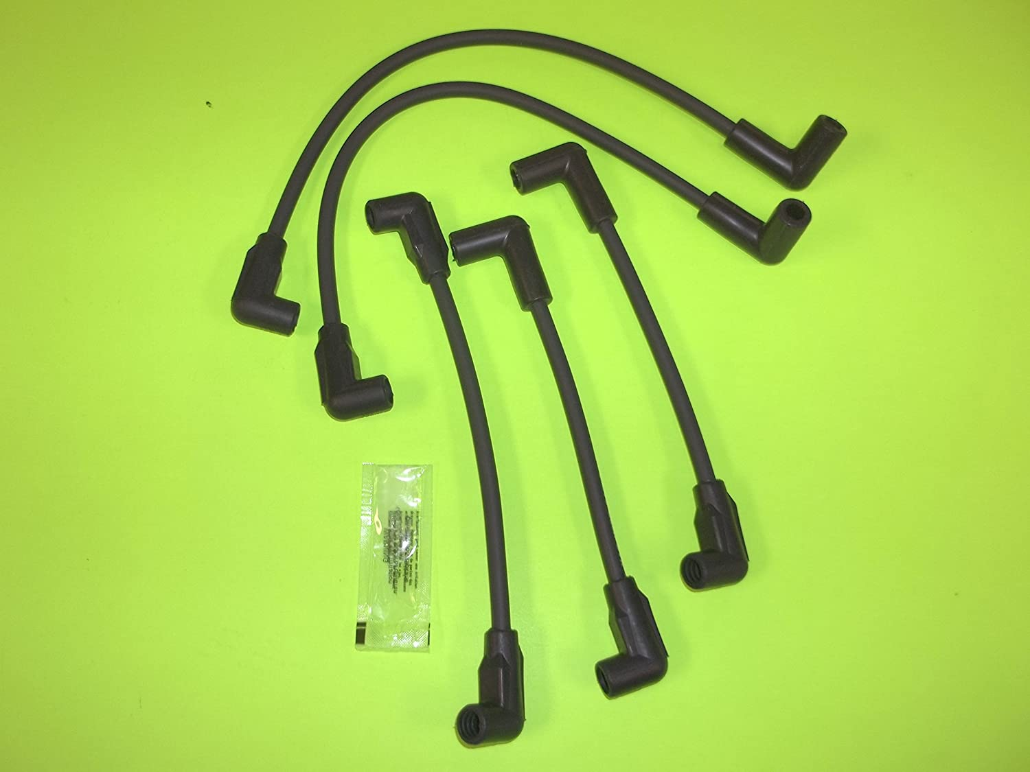 RPS Spark Plug Wires for Mercruiser or Volvo Penta 3 0 Engines with Delco  EST HEI Distributor