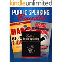 Public Speaking Bundle: An Effective System to Improve Presentation and Impromptu Speaking Skills in Record Time