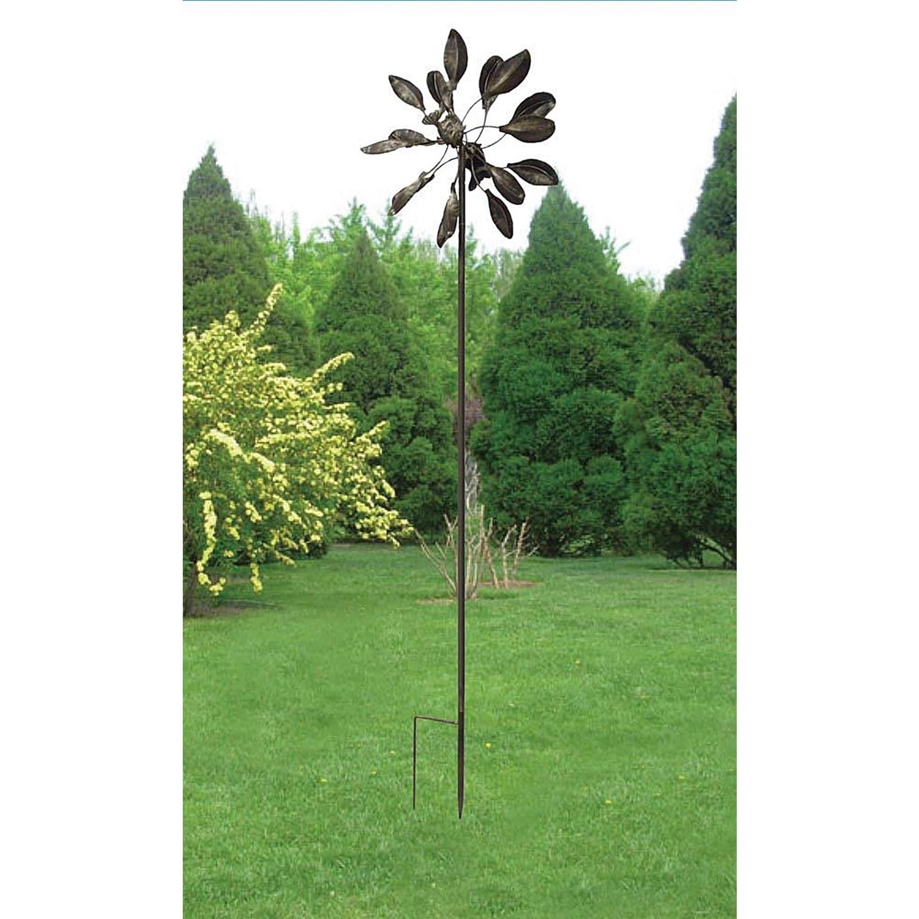 BSD National Supplies Melody 7-Foot Garden Windmill