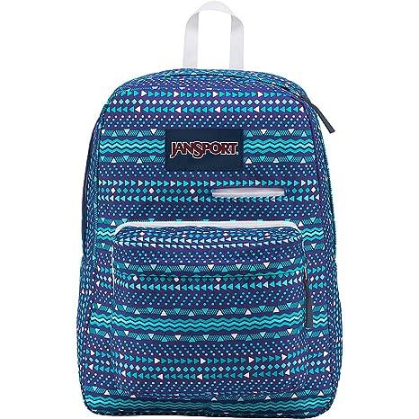 Amazon.com  JanSport Digibreak Laptop Backpack-Tribal Wave Tonal ... f0d11ed8c6528