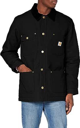 Carhartt Men's Duck Chore Jacket C001 (Regular and Big & Tall Sizes)