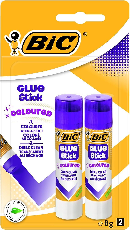 Confezione Da 3 BIC ECOlutions Colle Stick 8g