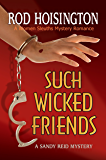 Such Wicked Friends: A Women Sleuths Mystery Romance (Sandy Reid Mystery Series Book 3)