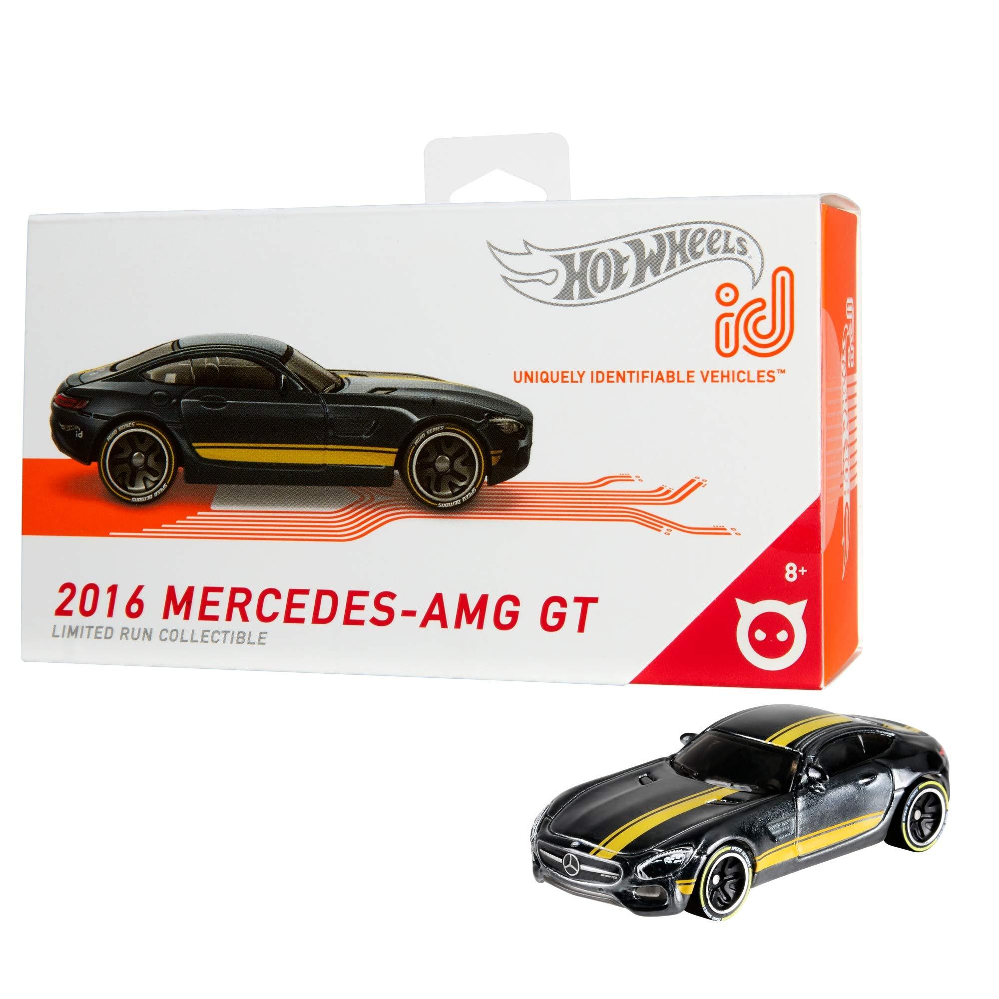 Hot Wheels ID 2016 Mercedes AMG GT
