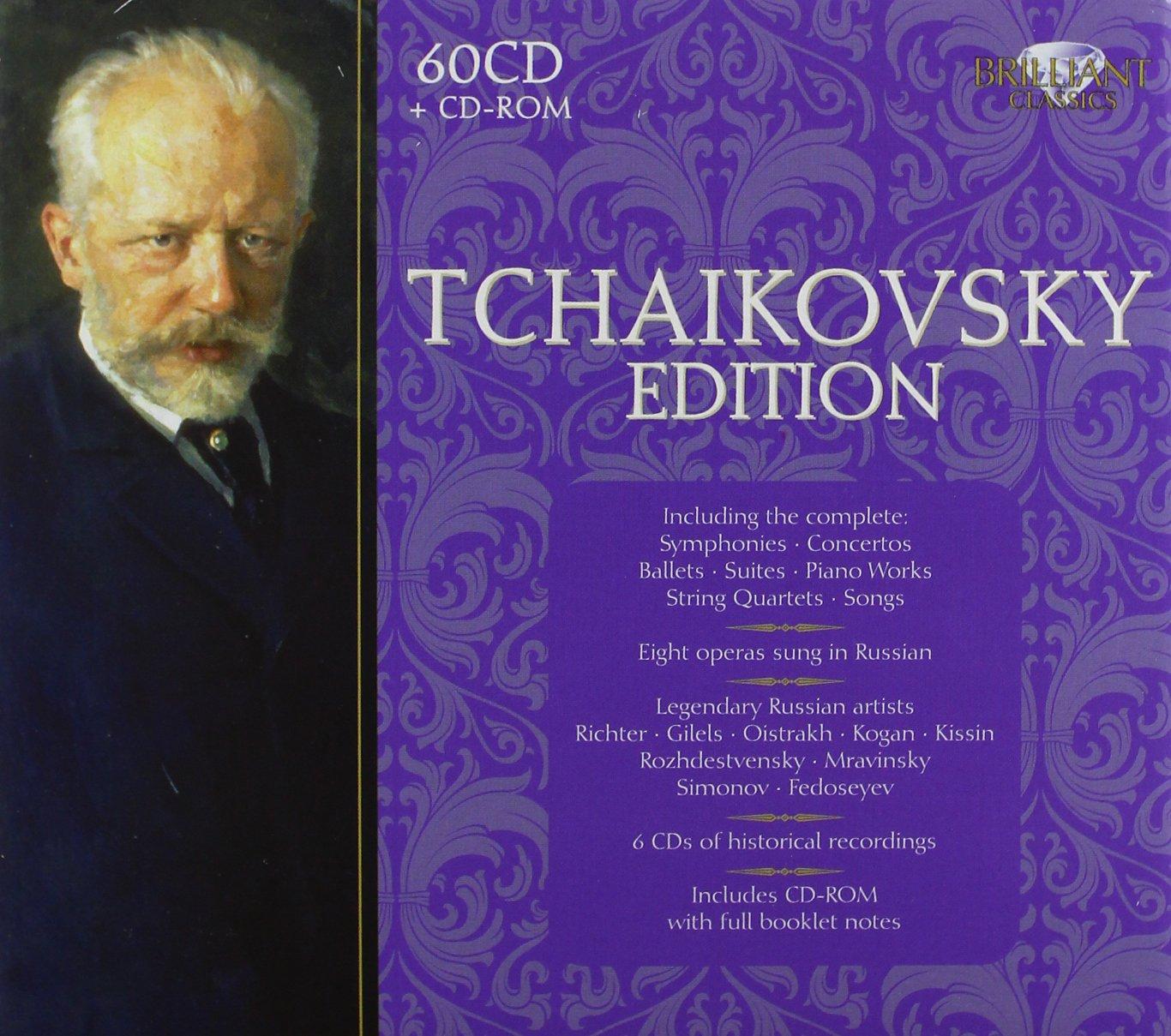 Tchaikovsky Edition
