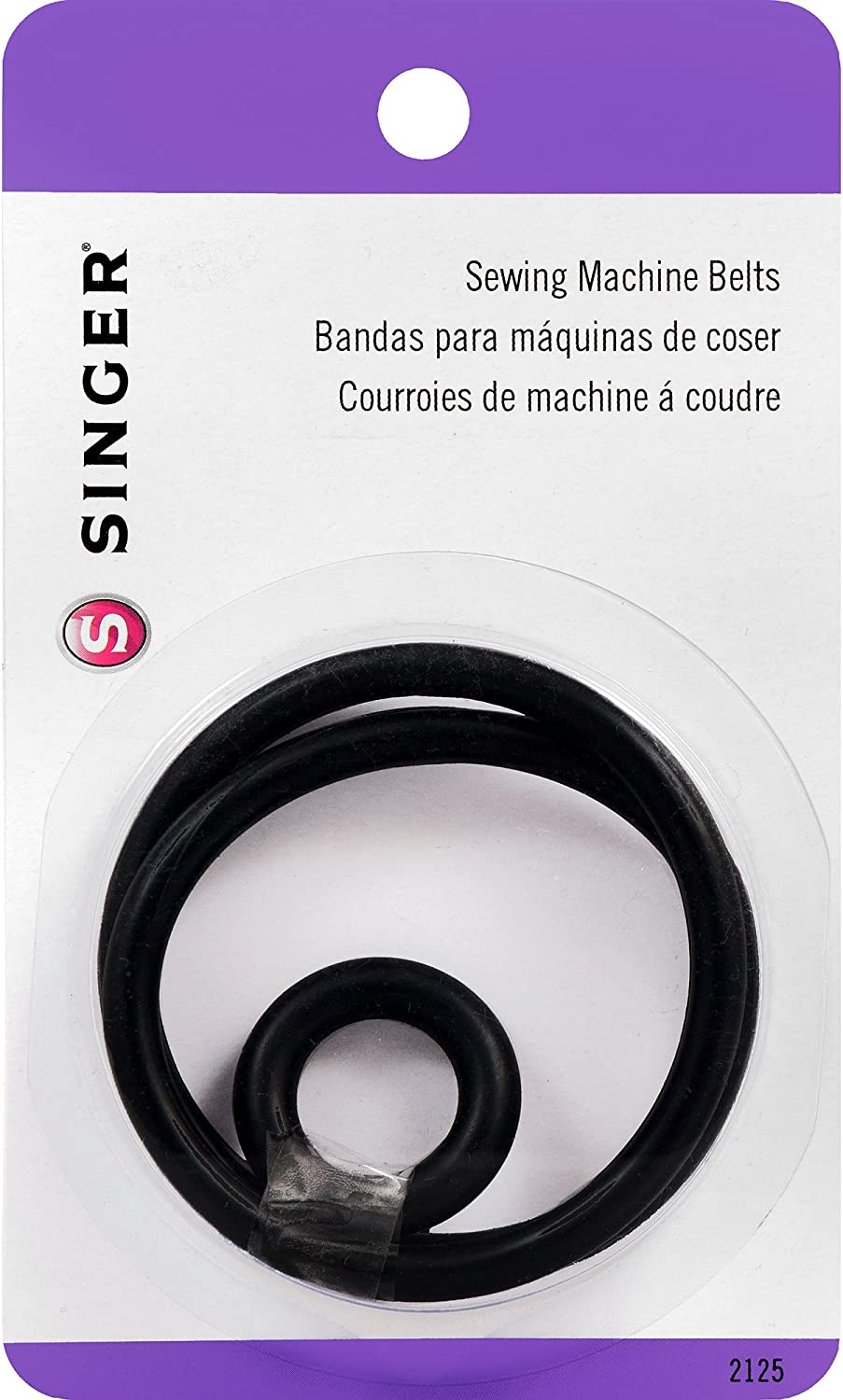 Singer Notions Sewing Machine Belts-: Amazon.es: Hogar