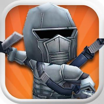 Amazon.com: A 3D Ninja Battle: Special Forces Boom Run ...