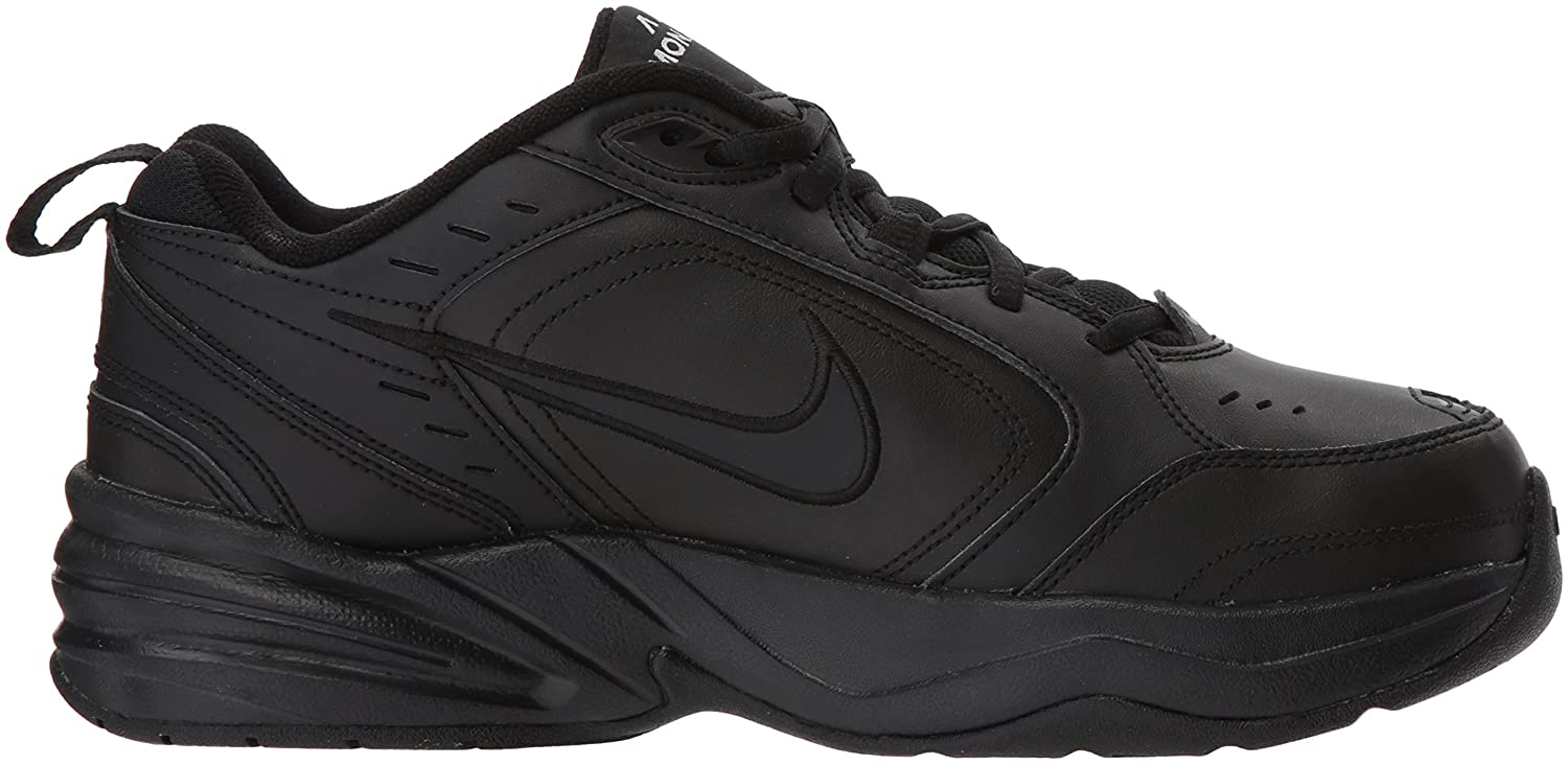 buy popular 8a290 2b3cb Nike Menss Air Monarch Iv Fitness Shoes White Amazon.co.uk Shoes  Bags