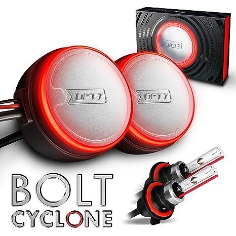 OPT7 Cyclone AC 9004 Hi-Lo 55W HID KIT w/MOSPlusLife - 4X Brighter