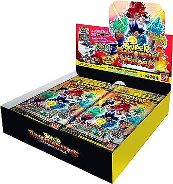 BANDAI Super Dragon Ball Heroes Ultimate Booster Pack Cards Clash of Bravery (Japón): Amazon.es: Juguetes y juegos