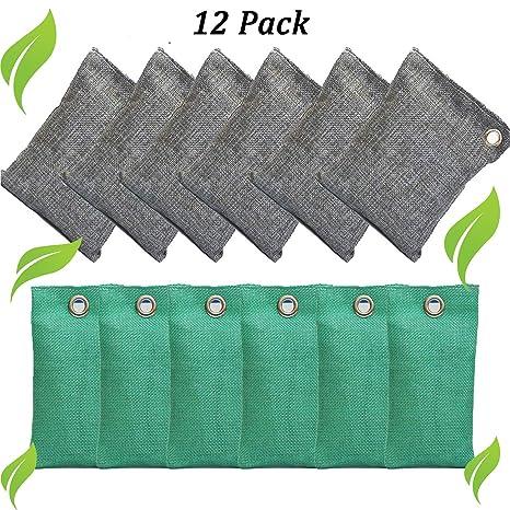 Amazon.com: SESEAT 12 paquetes de bolsas de purificación de ...