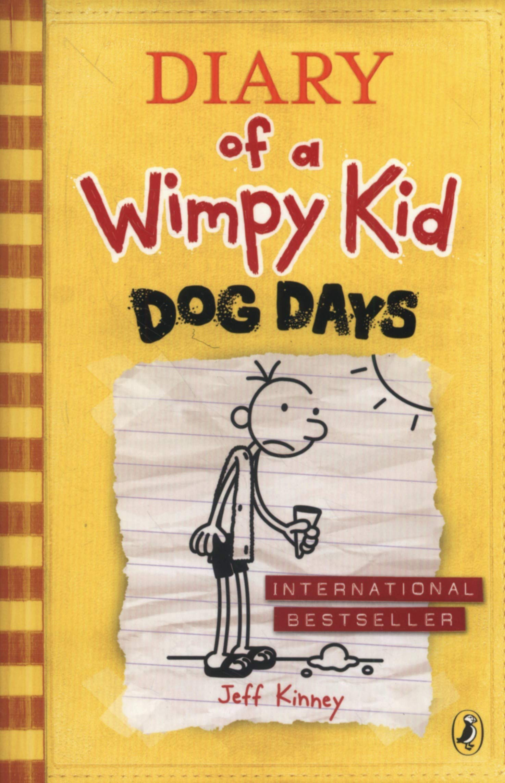 Dog Days (Diary of a Wimpy Kid) pdf