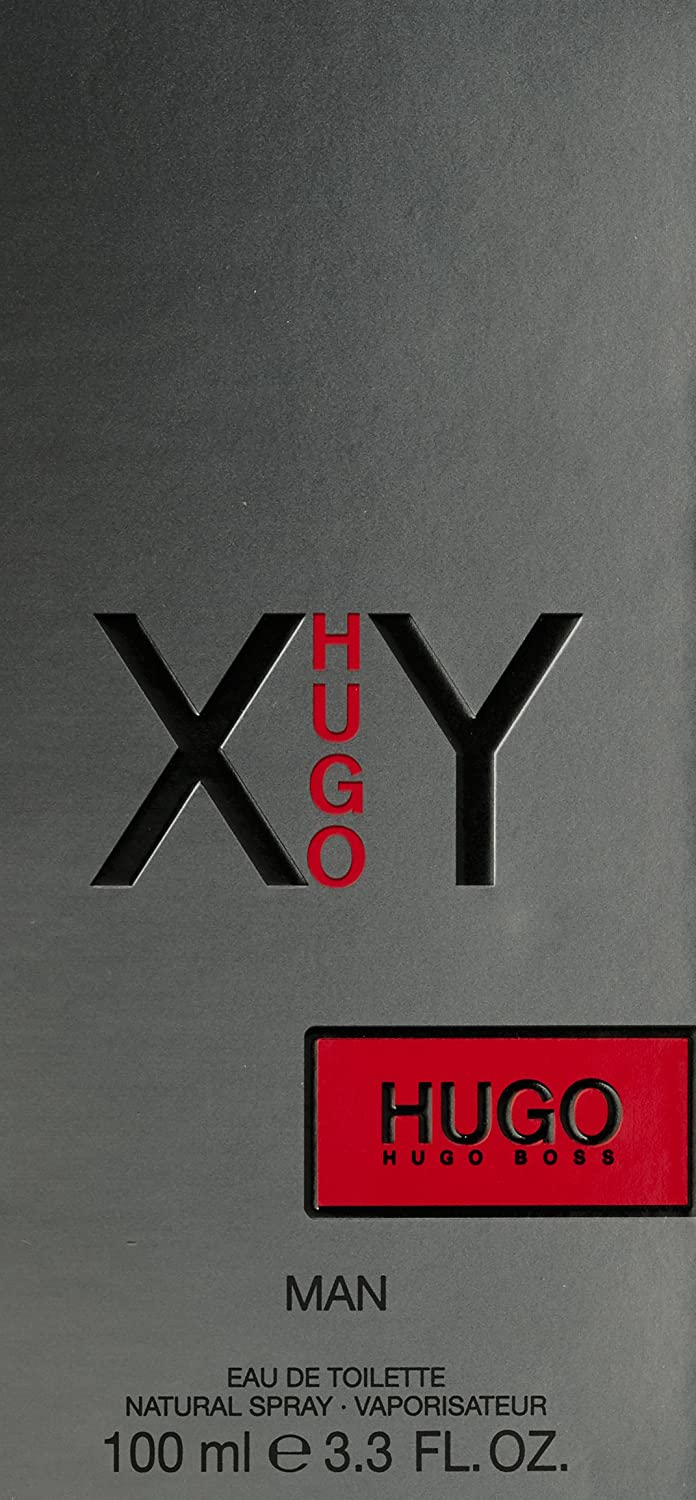 Amazon.com : Hugo Xy by Hugo Boss for Men. Deodorant Stick 2.4-Ounces : Beauty