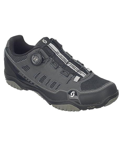 Zapatillas MTB Scott Crus-R Boa Antracita-Negro Talla 45: Amazon.es: Deportes y aire libre