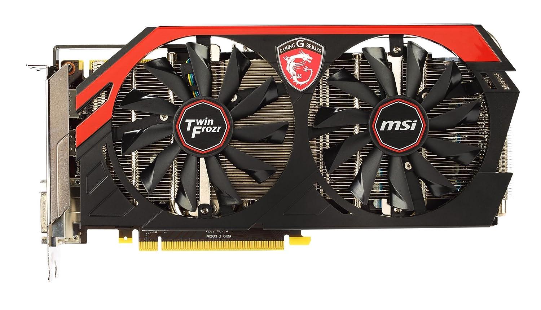 Amazon.com: MSI NVidia GeForce GTX 760 Gaming OC 4 GB GDDR5 ...