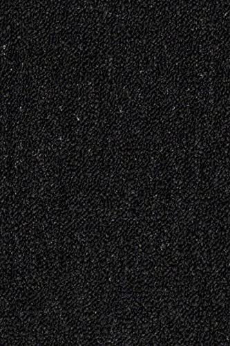 Home Queen Indoor Outdoor Commercial Black Color Area Rug