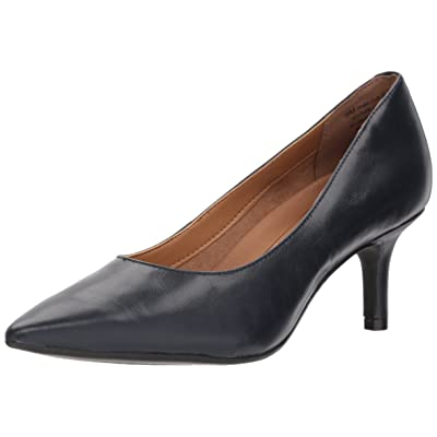 Amazon.com | Aerosoles - Women's Drama Club Pump - Pointed Toe Dress Heel with Memory Foam Footbed | Pumps