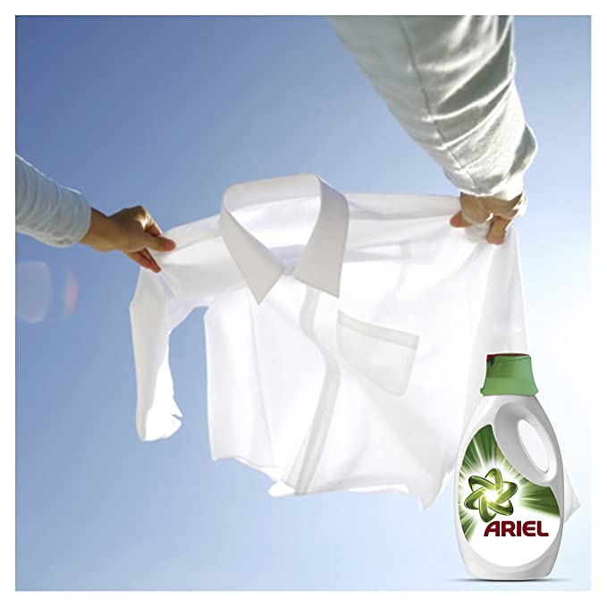 Ariel Original - Detergente Líquido 1.705 l, 31 Lavados ...