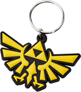 Key chain The Legend of Zelda - Llavero de Goma Sword ...