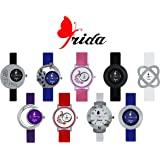 Frida Ecbatic Analogue Multicolor Dial Women's And Girl's Watch-Ec-49-948