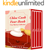 Chloe Cook Four-Book Cozy Mystery Collection